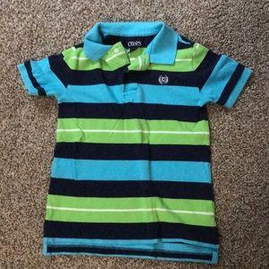 Boys size 6 Chaps shirt
